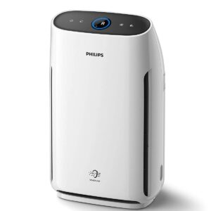 Philips 1000 Series NightSense AC1211/20 50-Watt Room Air Purifier (White)